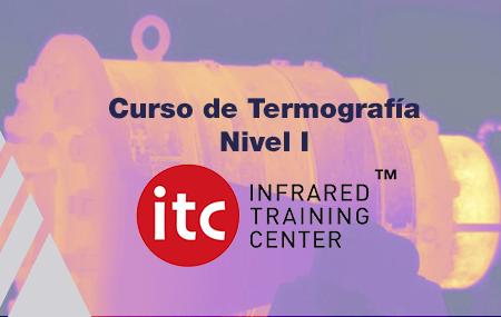 Del 21 al 25 de Enero 2019 | Guadalajara, Jalisco. Adquiera su certificación por el ITC en nuestro curso de Termografía Nivel 1. Para más información no dude en hacer llegar su cotización